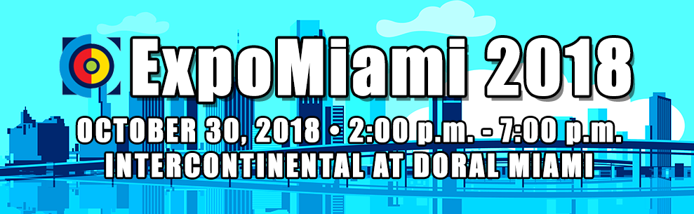 ExpoMiami 2018 introduces Intercontinental at Doral Miami.
